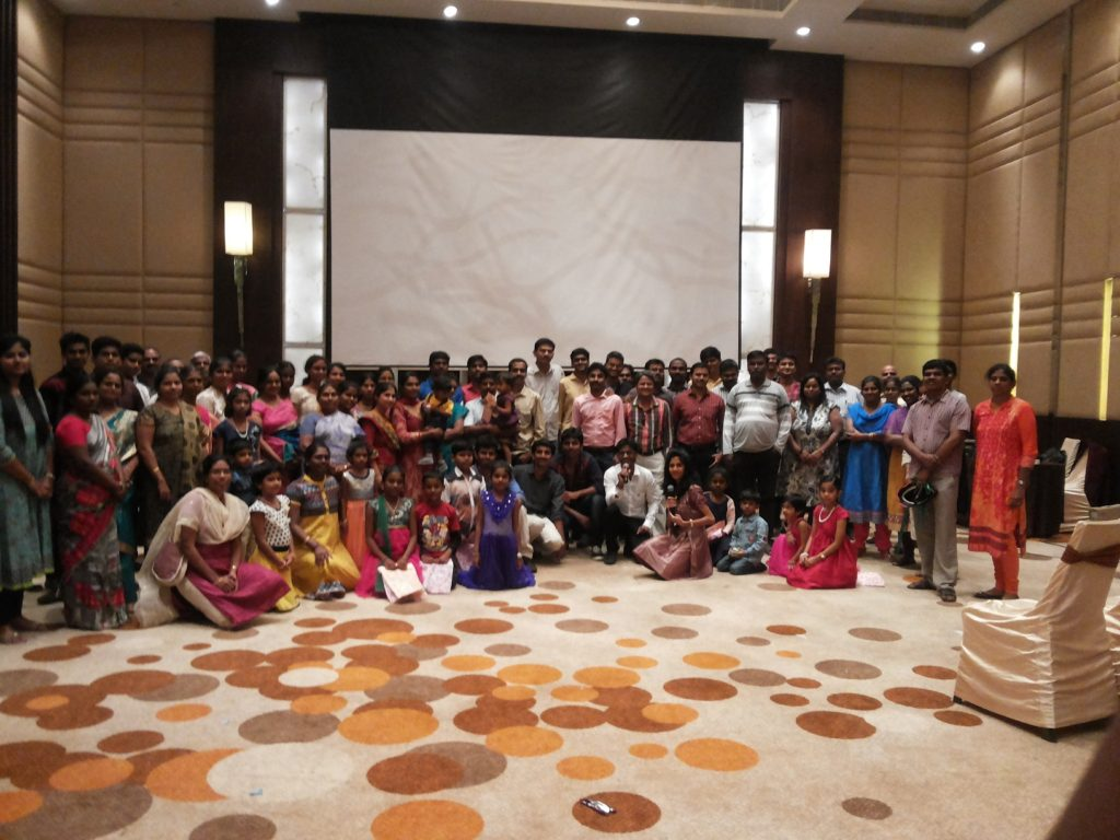 Chennai EnterTrainers Nandhini and Thamizharasan at Westin Hotel for IComm