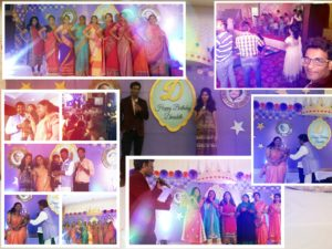Dheeshith's 1st Birthday Party at Asian Hotel_Chennai Emcees Nandhini and Thamizharasan