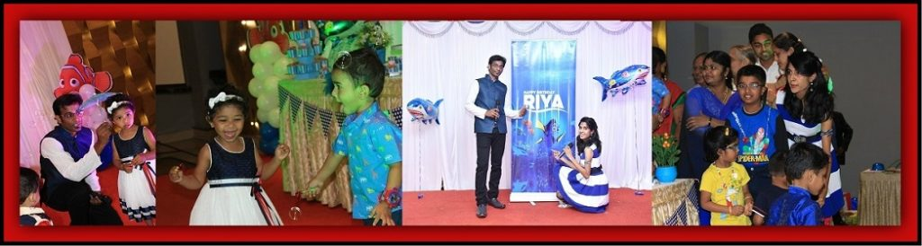 Chennai Master of Ceremonies Emcee Thamizharasan and Nandhini