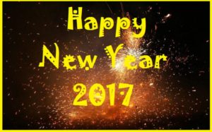 Happy New Year 2017 wishes New Year Party