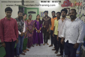 Chennai Event Emcees CEE Open house and MC Training Induction Program on Tamil New Year Day at Annanagar