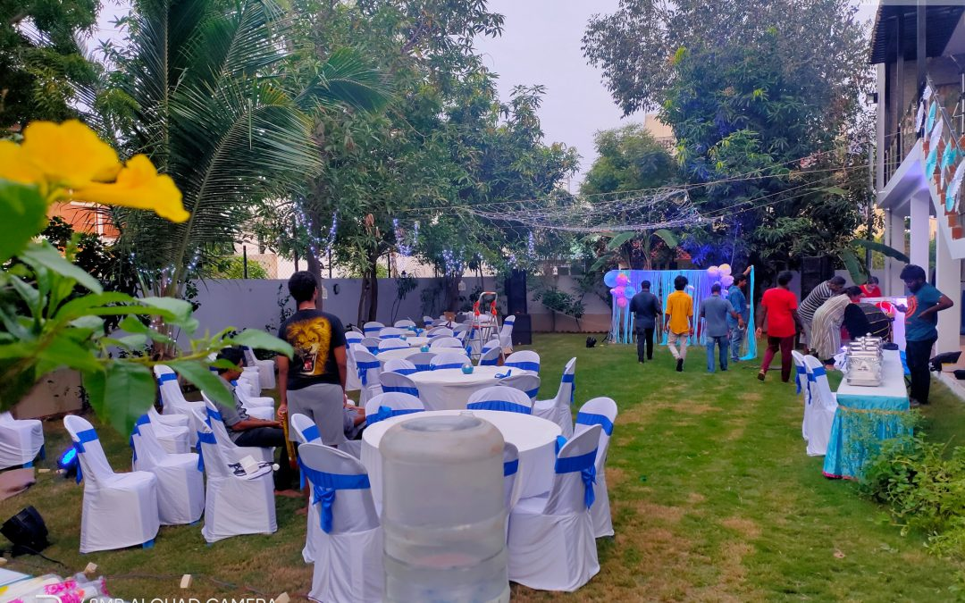 Wedding Sangeet Ceremony Home Party by Chennai Event Emcees