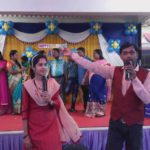 Chennai Event Emcees & Entertainers hosted a birthday at KSP Mahal, Villivakkam