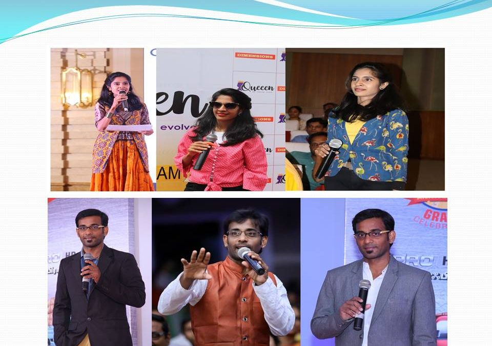 Anchor Training Modules by Chennai Event Emcees
